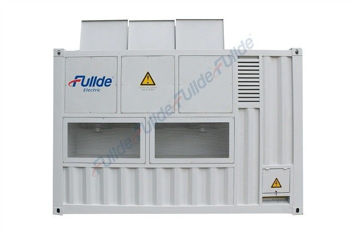 Permanent Dummy Testing Variable Resistive Load Bank With Large Capacity