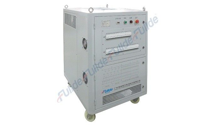 26KVA 120V DC High Power Resistor Load Bank With Remote Control Box / Cabinet