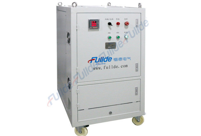 High Performance Variable DC Load Bank 40A With Active / Reactive Power Display