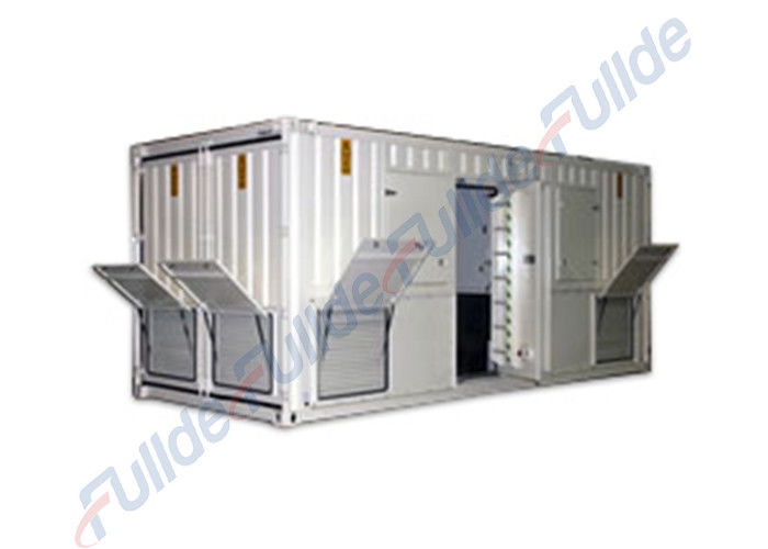 1kw - 1500kw Dummy Medium Voltage Load Bank With Sound - Light Alarm System