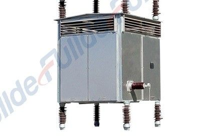 210KW 60A Flexible DC Harmonic Filter Resistor With Good Heat Dissipation