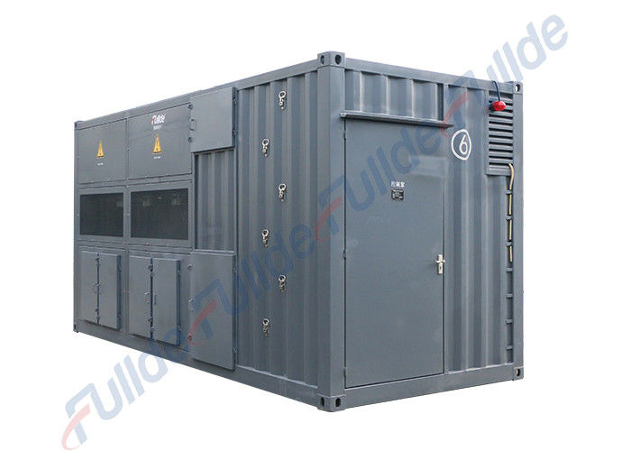UPS , Battery , Generator Load Bank With Intelligent Meter Display 3050KVA